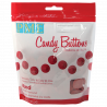 Candy Melt Buttons rouge 340g