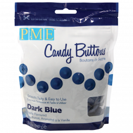 Candy Buttons Navy