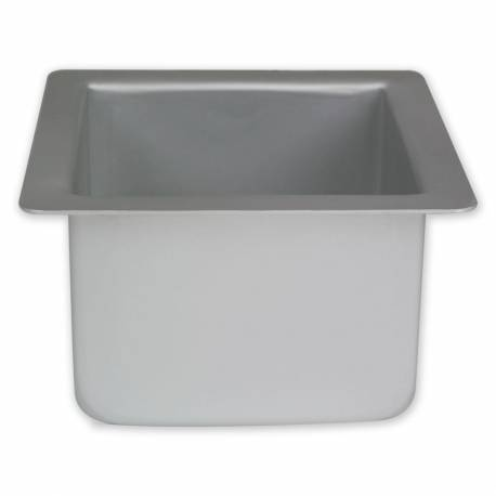 PME square cake pan 10 cm on height 7 cm