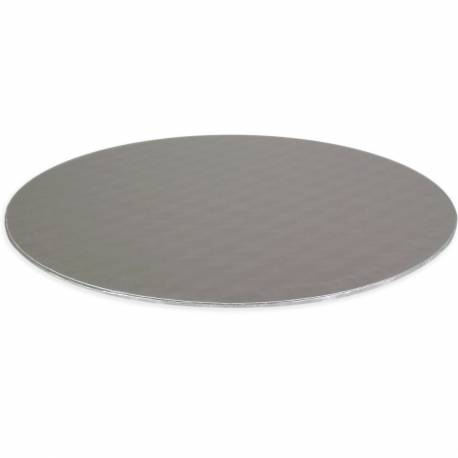 Thin tray for round cakes 35cm