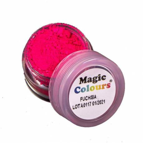 Fuchsia Magic Colours Edible Powder Colour