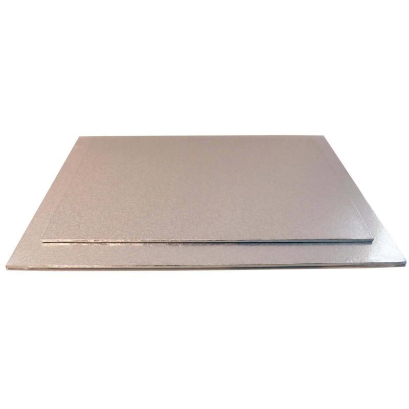 Base fina para pastel rectangular 4mm