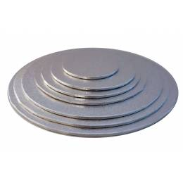 Cake board for round cakes thin 4mm