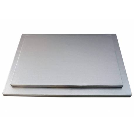 Thick tray for Rectangular cakes 12mm