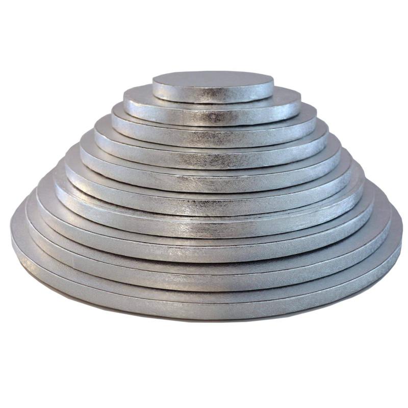 Base gruesa para tartas redondas - Todos los diámetros
