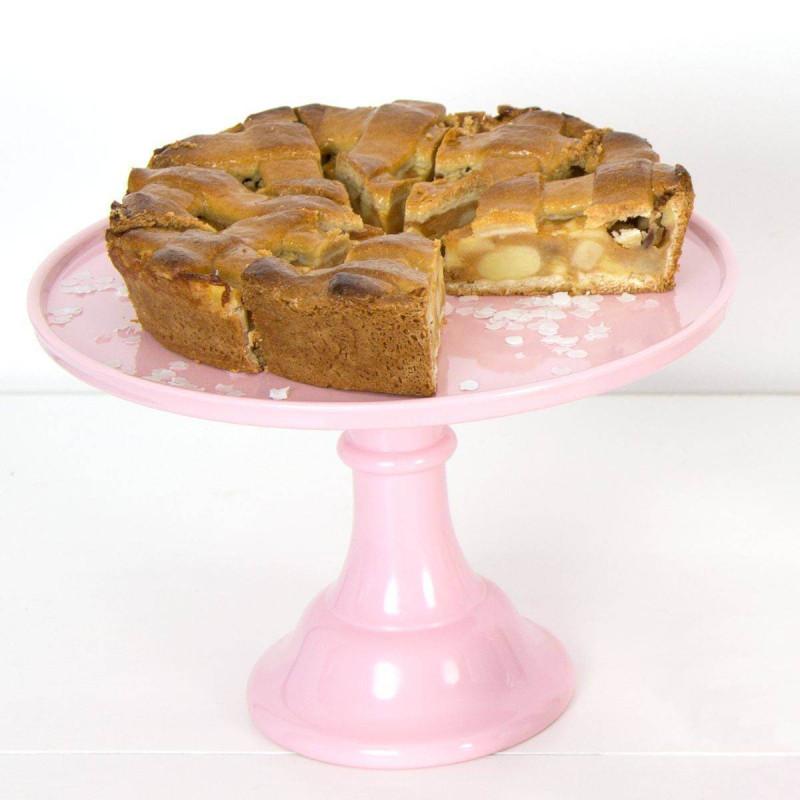 GRAND Stand présentoir à gâteaux rose
