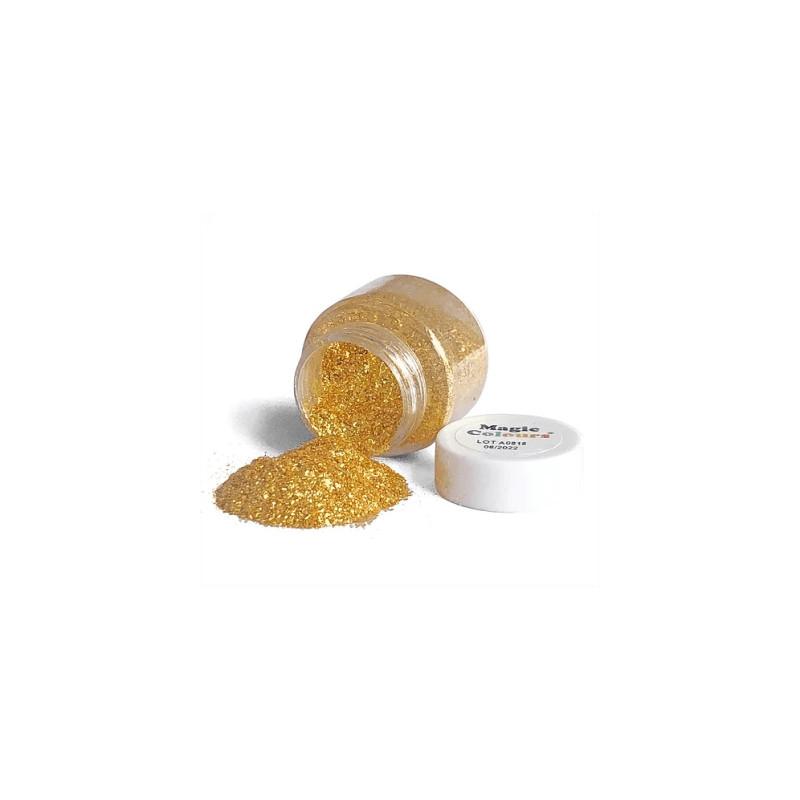 Bling Bling Bling Bling Lentejuelas de oro Magic colours 10 ml