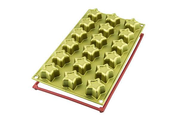 Small Stars Chocolate Mould