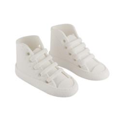 Paire de chaussures baskets en sucre