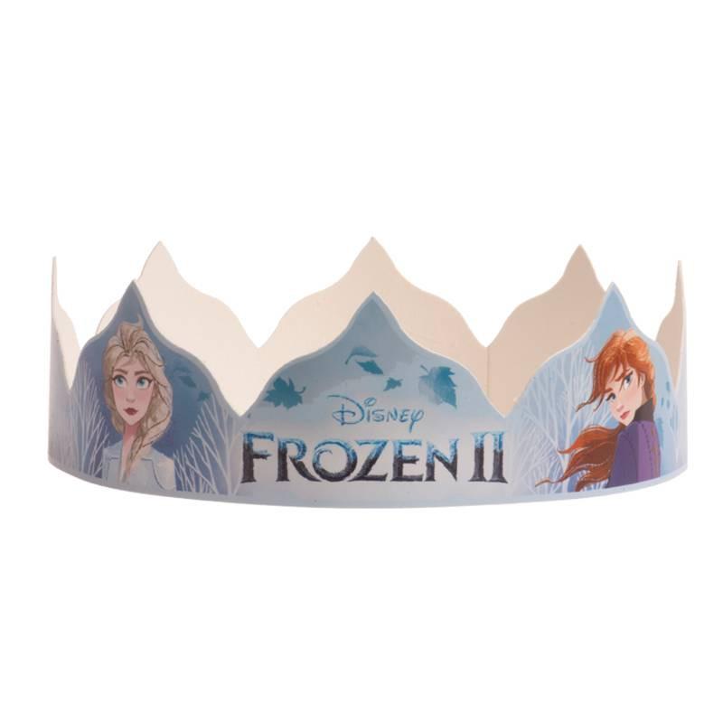 Corona La Reina de las Nieves 2