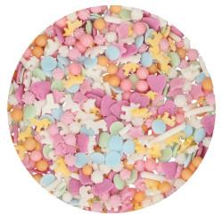 Sprinkles Unicorn pastel Funcakes 50g