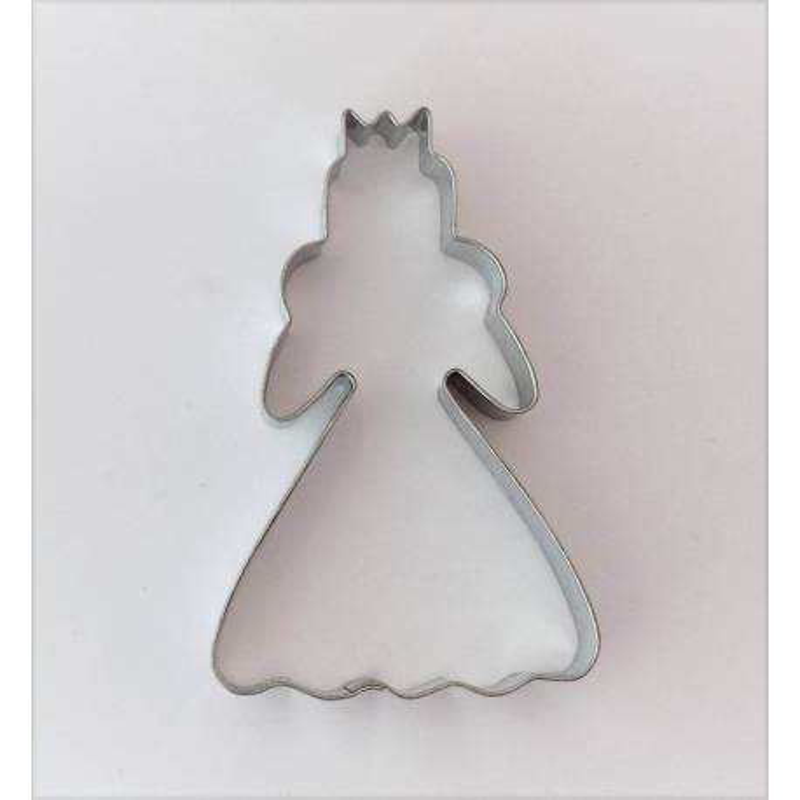 Découpoir Princesse 8,9 cm