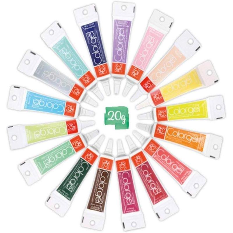 Colorant en gel COLOR GEL Modecor 20g