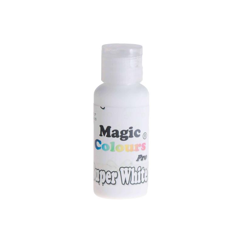 Colorant GEL concentré Blanc immaculé MAGIC COLOURS