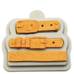 Moule en silicone ceinture en cuir