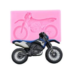 Moule en silicone moto cross