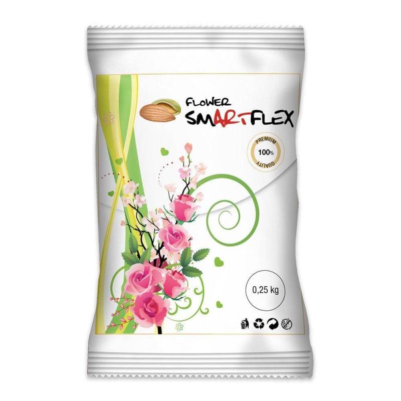 Pâte à fleur blanche SMARTFLEX 250 g