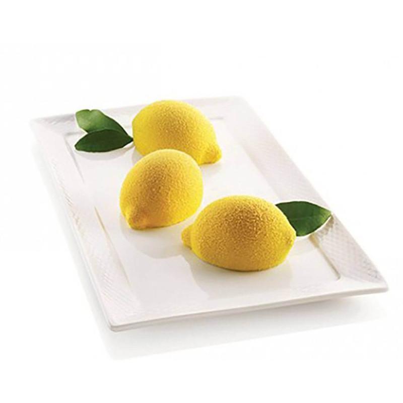 Mould 6 lemons DELIZIA AL LIMONE by Silikomart