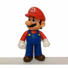 Figurine SUPER MARIO BROSS en plastique 12cm