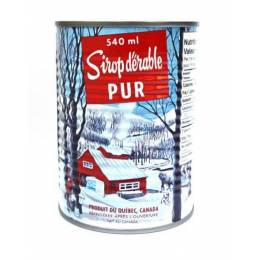 Sirop d'érable canadien 540ml