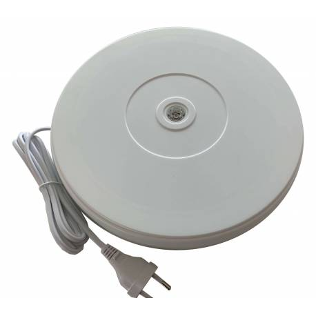 Electric Turntable 25 cm for cake