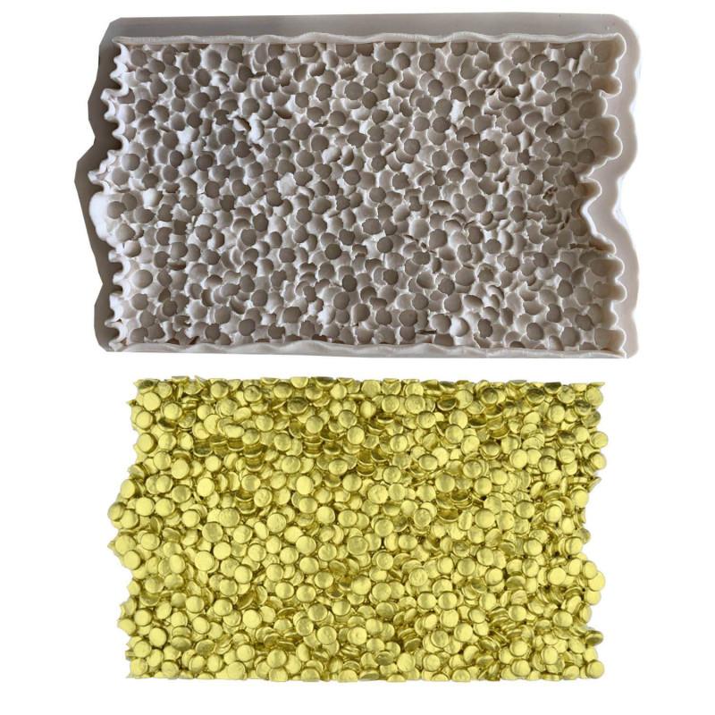 Moule d'Impression effet paillettes et confettis