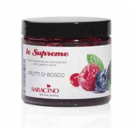 Concentrated paste the Supreme FRUITS of wood Saracino 200 G