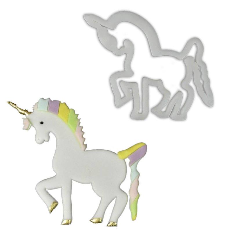 Cortador Cortador de caballos unicornio
