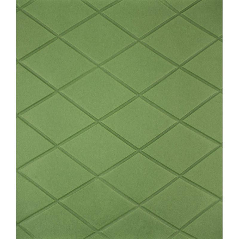 Feuille texture Grand Damier Matelassé impression motif PME