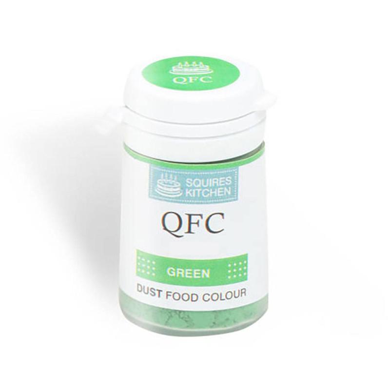 Colorante en polvo alimentario verde claro