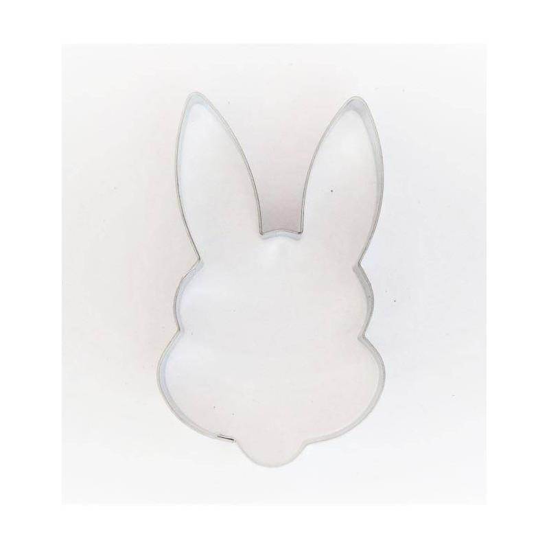Cut out Rabbit head 9,5 cm