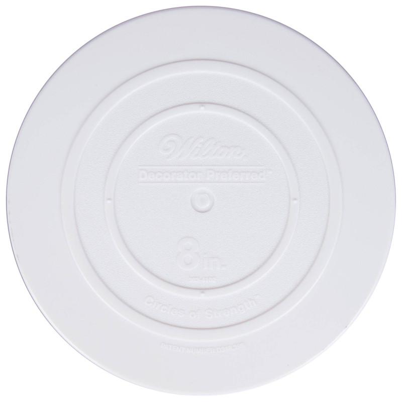 Wilton Smooth Edge Separator Plate 20cm