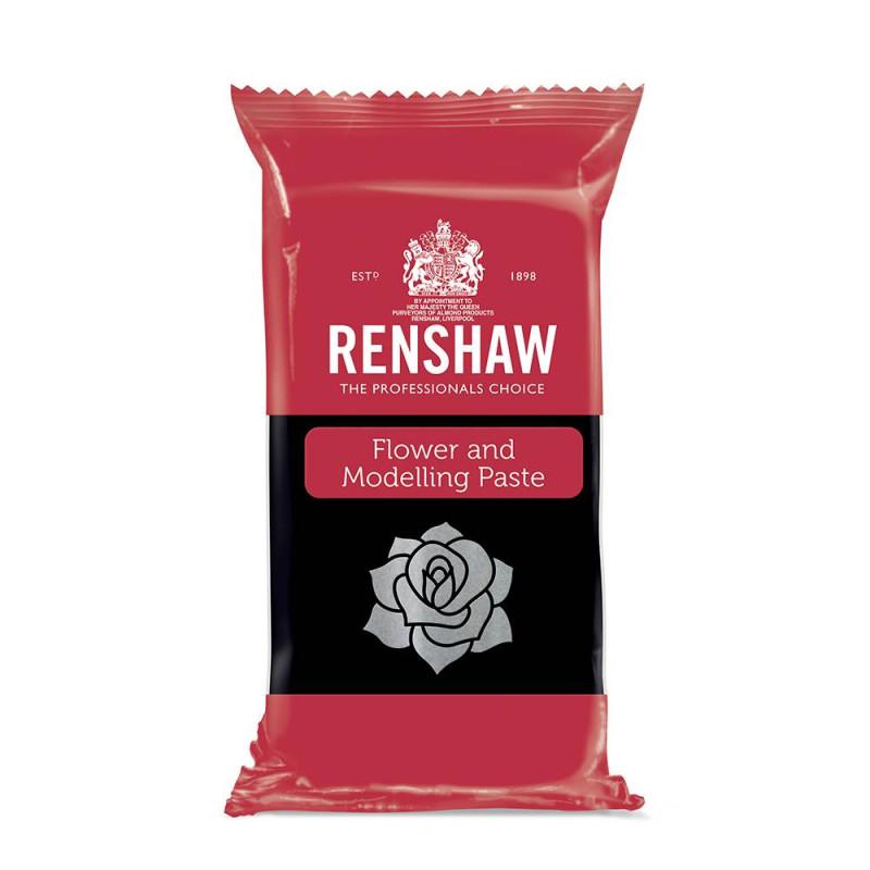 Pasta de flores y modelado Renshaw Negro 250g