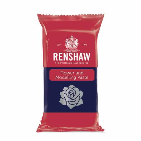 Flower paste and modelling Renshaw DARK BLUE 250g