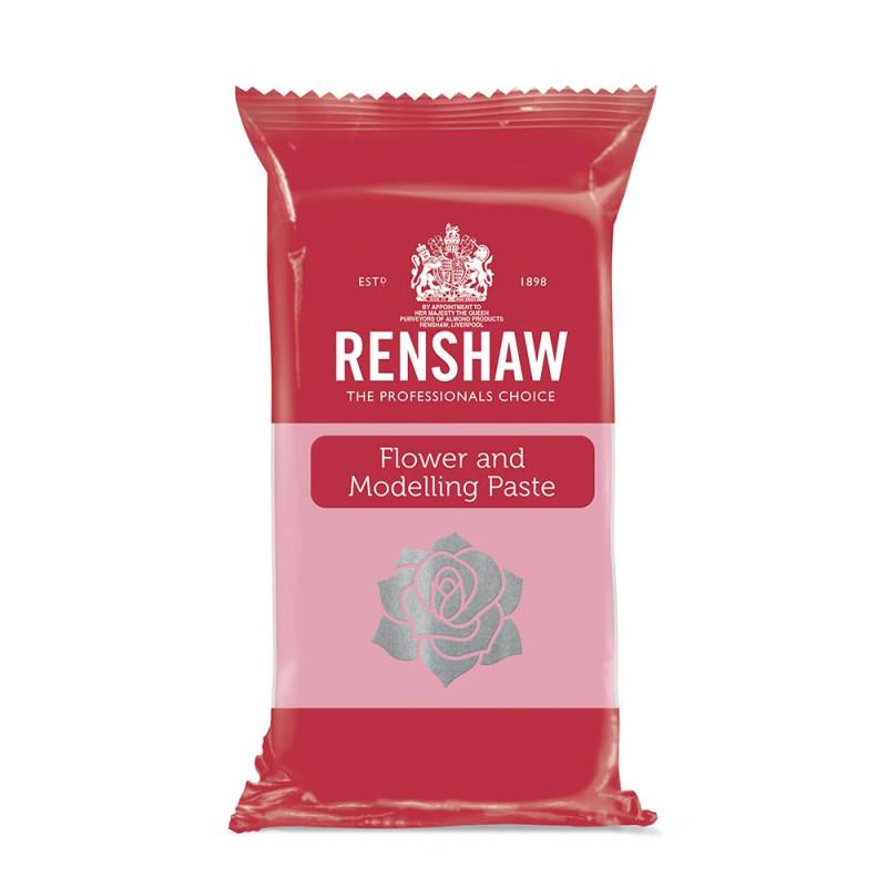 Pâte à fleurs et modelage Renshaw ROSE 250g