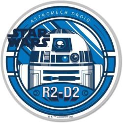 Disque Azyme Star Wars robot R2D2