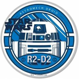 Disque Azyme Star Wars robot R2D2