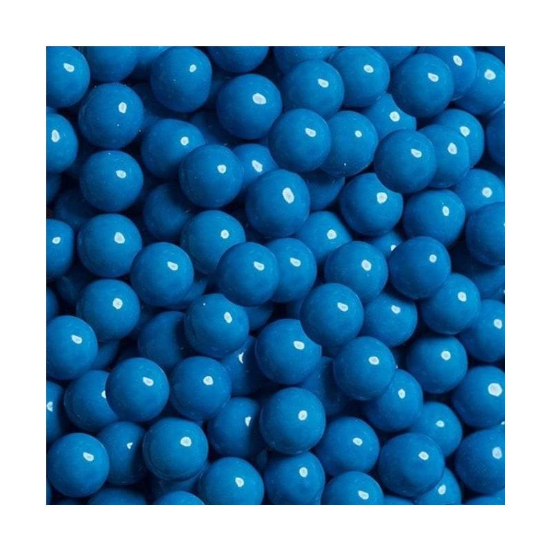 Grosses Billes en chocolat bleu 1cm Sweetapolita 106g