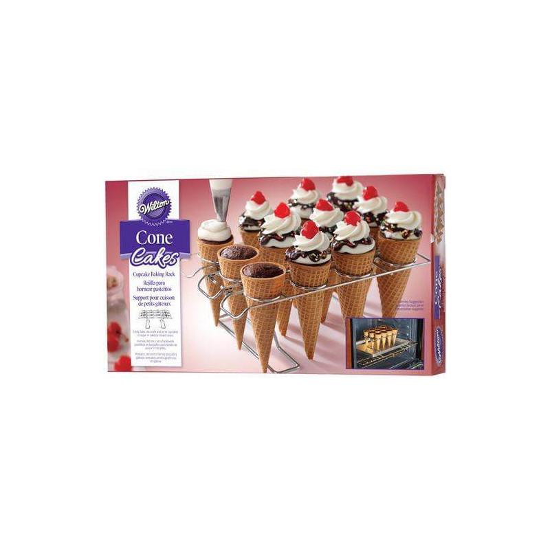 Soporte para cucuruchos de helado Wilton