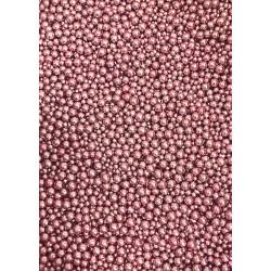 Billes luxe rose pastel 7-4-2mm Sweetapolita100g