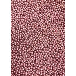 Billes luxe rose pastel 7-4-2mm Sweetapolita100g