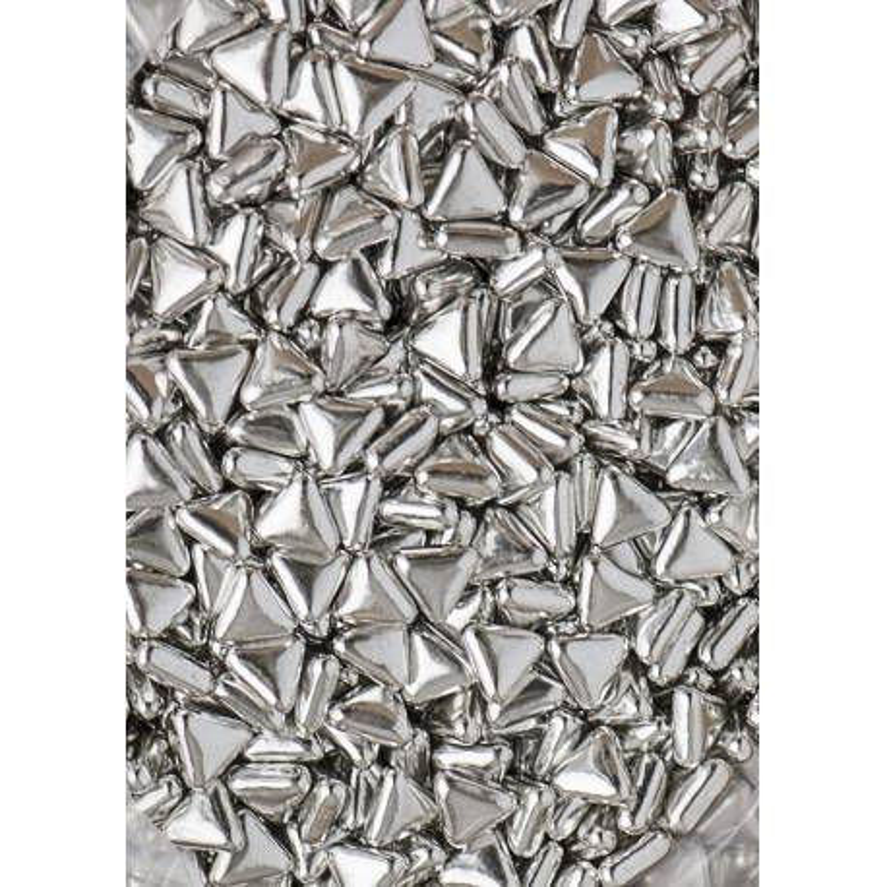 Sprinkles triangle argent de Sweetapolita 100 g