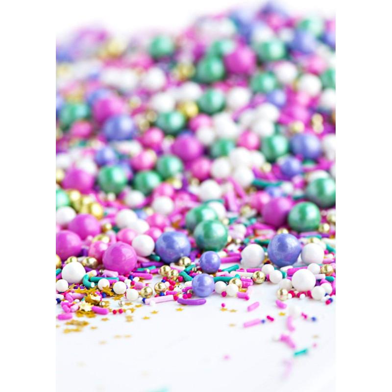 Mezcla de Sprinkles DOLLED UP de Sweetapolita 100g