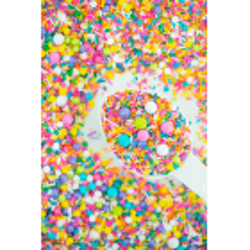 Sprinkles mix pastel, vert, violet, rose Sweetapolita 85g