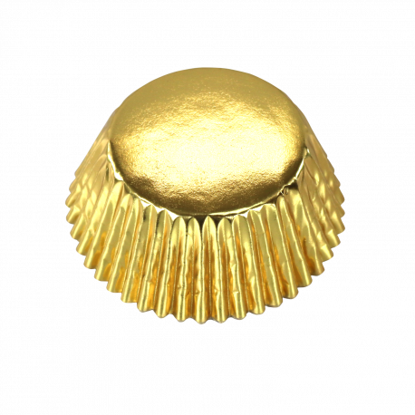 30 cupcake trays GOLDEN