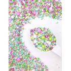 Sprinkles mix baby love pink white blue Sweetapolita 100g