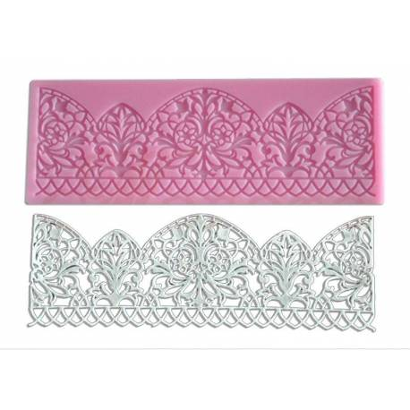 Mat Vintage Rococo Frieze for lace