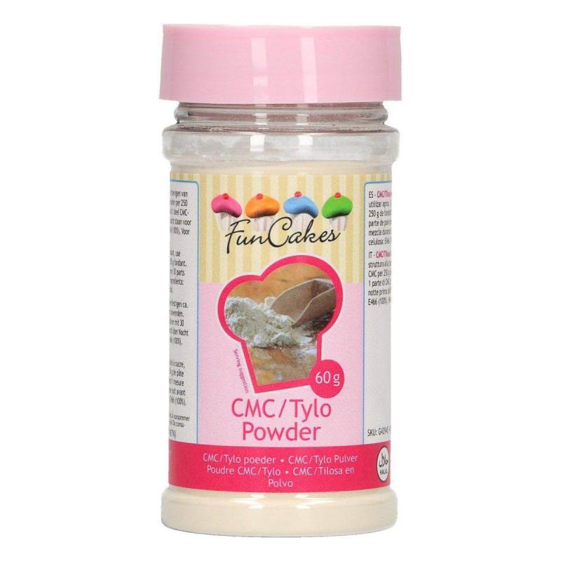 CMC tylose powder Funcakes 60g