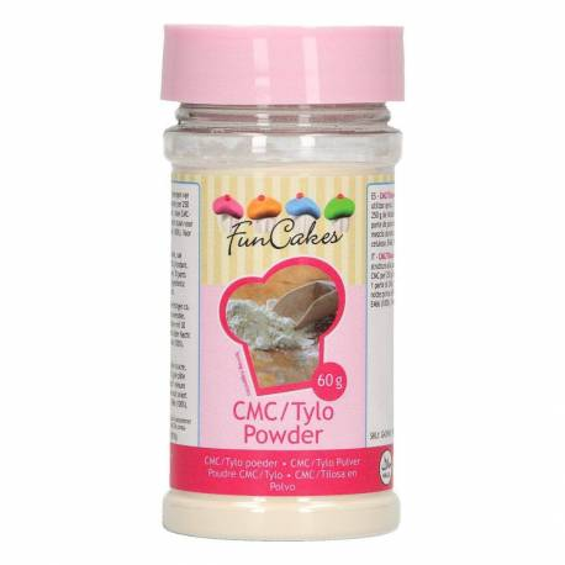 Poudre CMC tylose Funcakes 60g
