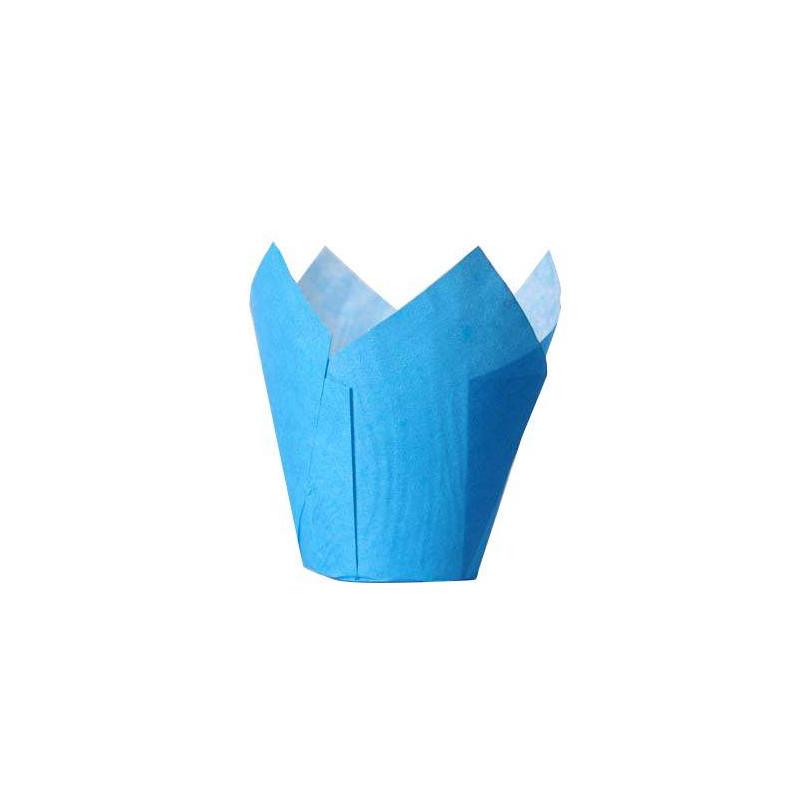 36 blue tulip muffin trays